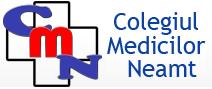 Colegiul Medicilor Neamt Logo