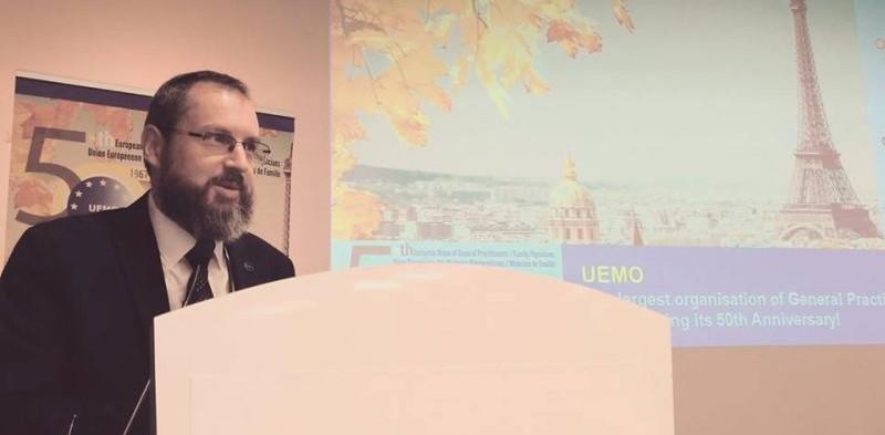 Vicepreşedintele Colegiului Medicilor din România, dr. Călin Bumbuluţ, a fost ales preşedinte al Uniunii Europene a Medicilor de Familie (UEMO)