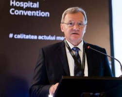 Gheorghe Borcean, preşedintele CMR: Colegiul Medicilor din România militează pentru implicarea mai profundă în rezidenţiat